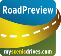 myscenicdrives.com RoadPreview