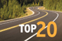 See myscenicdrives.com's users top-20 scenic drives!