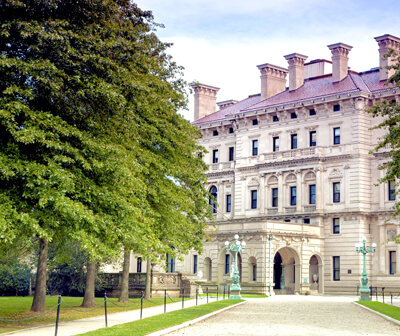 Vanderbilt summer home, The Breakers
